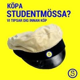 Vi hjälper dig hitta din Studentmössa
