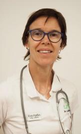 Eva Hallin, Läkare