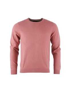Hansen & Jacob - Cotton cashmere r-neck - S