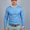 Hansen & Jacob - Merino round neck knit jumper - XL