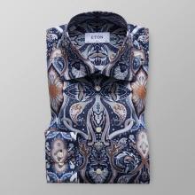 Eton - Paisleymönstrad skjorta