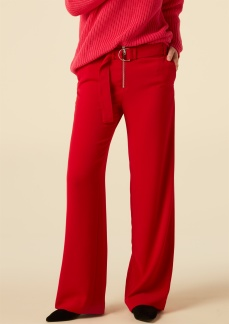 Sheila Trousers - Chili Red - Twist & Tango - 34