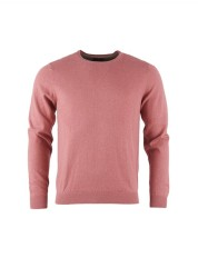 Hansen & Jacob - Cotton cashmere r-neck
