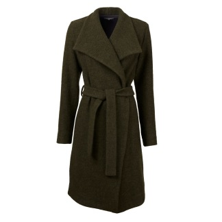Long wool coat - Stenströms - L