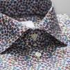 Småblommig skjorta - Eton