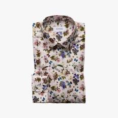 Eton - Blommig skjorta