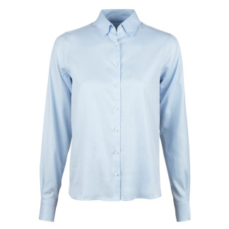 Light Blue Feminine Shirt - Stenströms - 34