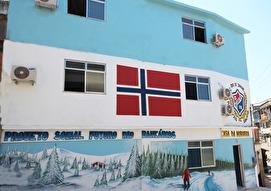 Casa da Noruega Ilha do Governador Bancarios Rio de Janeiro Brasil Foto Casas da Noruega