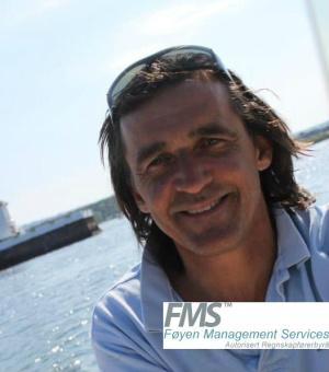 FMS ved Daglig leder Johan Føyen er stolt sponsor av Casas da Noruega