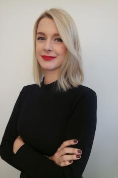 """""""Vår uppfattning är att vi har bättre villkor än många andra eventbolag i branschen"""" – Sofia Asknert, hållbarhetsansvarig Blick"""