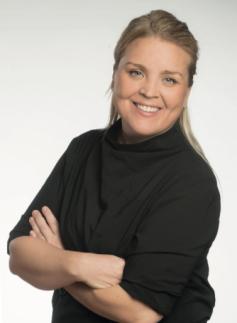 Anna Lindström, Chef Möten & Evenemang, Uppsala Convention Bureau. Foto: Stewen Quigley