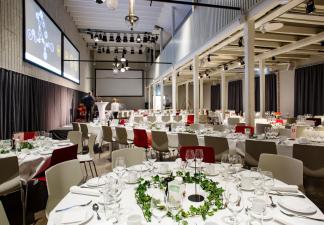 Eventrummet - Tekniska museets största eventlokal