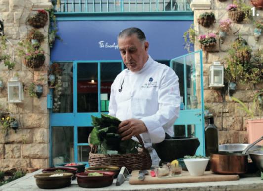 Restauranger Jerusalem
