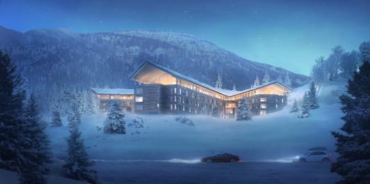 Hotell med tydligt koncept