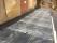 Markskyddsplattor vid innergård