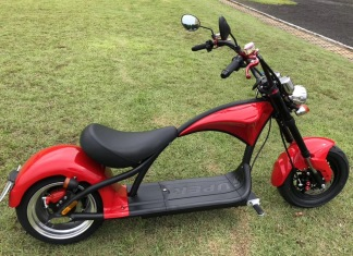 City Harley Bike 1500W -