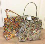 Väska med knoppar