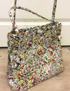 Väska med knoppar - Väska med knoppar choko
