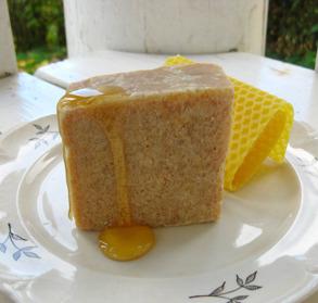 Honungstvål -