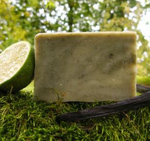 Limetvål med lera -
