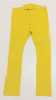 Leggings - Leggings gula 134/140