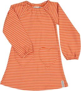 Klänning singoalla - Klänning orange-beige 50/56