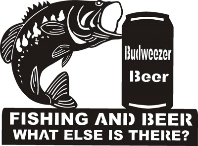 Fishing and beer