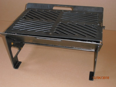 Eldstad /grill portabel -