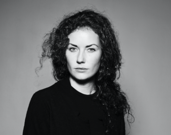 Astrid Menasanch Tobieson gästar Karins Magasin 3 april.  (foto: Per Kristiansen)