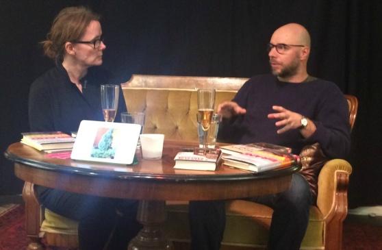Helena Öberg i samtal med Sven Olov Karlsson