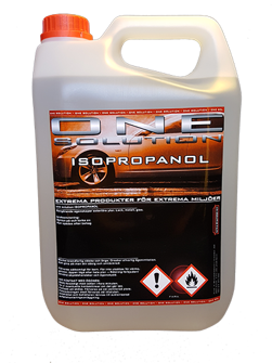 One Solution Isopropanol 1L - One Solution Isopropanol 1L