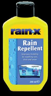 Rain-X® Rain Repellent