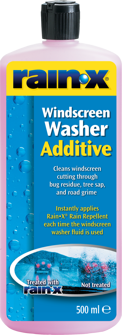 Rain‑X® Windshield Washer Fluid Additive 500ml