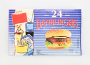 Danburgers, 24st, 1.2kg