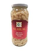 Vita bönor, Al Hilal