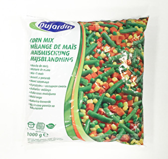 Ärtor och morötter, Dujardin, 1kg -