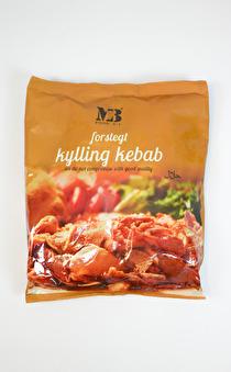 Kycklingkebab, MB -