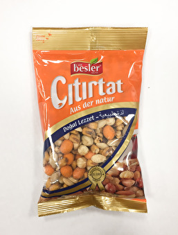 Mix nötter, Besler, 250g -