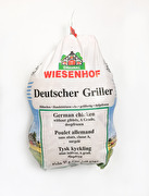 Tysk hel kyckling, Wiesenhof