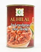 Foul medames m. olivolja, Al Hilal
