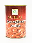 Foul medames (skalade), Al Hilal