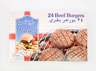 Beefburger, Danah, 1.2kg -