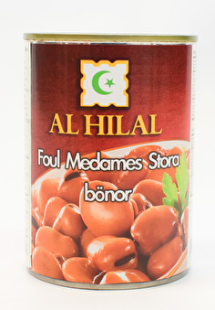 Foul medames (stora bönor), Al Hilal -