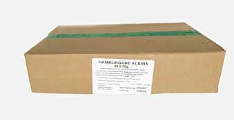 Hamburgare, Albina Food, 48x90g -