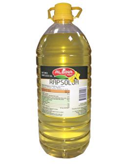 Rapsolja, Albina Food, 3L -