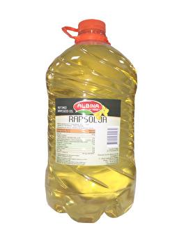 Rapsolja, Albina Food, 5L -