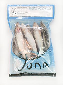 Hela sardiner, Jona -