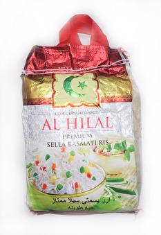 Basmatiris (extra långkornigt), Al-Hilal, -