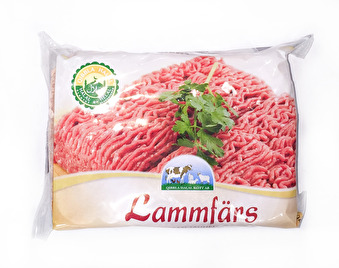 Lammfärs, Qibbla Halal, 750g -