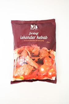 Iskender Kebab, MB -